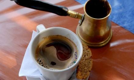 Griekse koffie: hoe maakt u het?