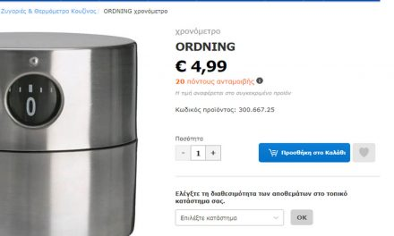 The Ikea Ordning Kitchen Timer